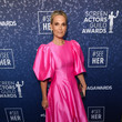 Molly Sims SeeHer Red Carpet Platform At The 26th Annual Screen Actors Guild Awards