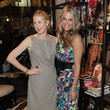 Molly Sims and Kelly Rutherford Photos
