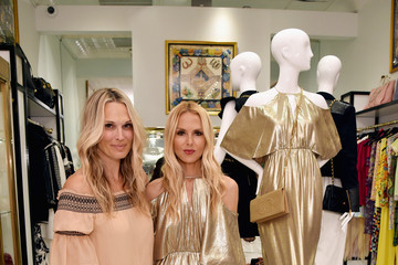 Molly Sims Rachel Zoe x What Goes Around Comes Around Pop-In