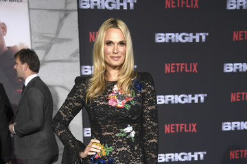 Molly Sims Premiere of Netflix's 'Bright' - Arrivals