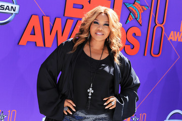 Mona Scott-Young 2018 BET Awards - Arrivals