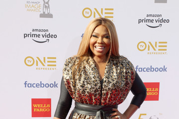 Mona Scott-Young 50th NAACP Image Awards - Red Carpet
