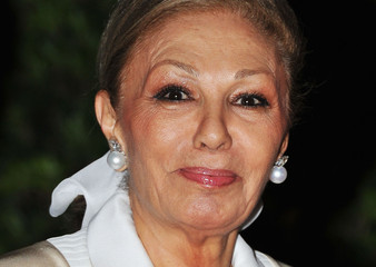 Farah Pahlavi Monaco Royal Wedding - Dinner Arrivals and Fireworks