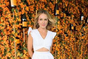 Monet Mazur Ninth-Annual Veuve Clicquot Polo Classic Los Angeles