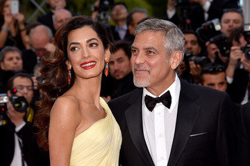 George Clooney and Wife Amal Celebrate Second Anniversary