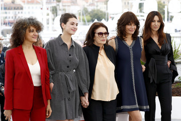 Monica Bellucci Anouk Aimee 'The Best Years of a Life (Les Plus Belles Annees D'Une Vie)' Photocall - The 72nd Annual Cannes Film Festival
