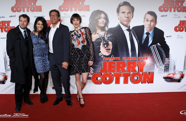 Jerry Cotton Germany Premiere