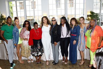 Monica Floyd True Vision Media Group BET Weekend Panel & Brunch