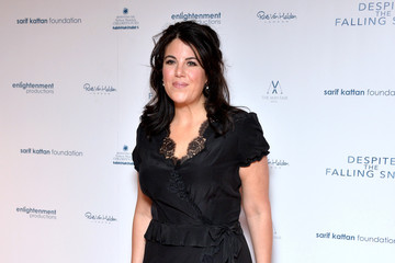 Monica Lewinsky 'Despite The Falling Snow'- UK Gala Screening - Arrivals
