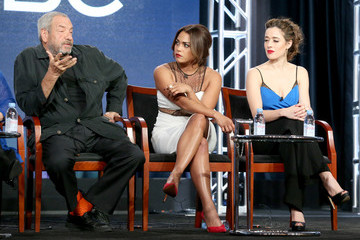 Monica Raymund 2016 Winter TCA Tour - Day 9