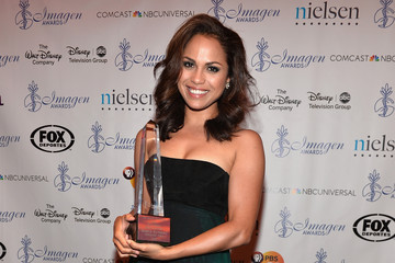 Monica Raymund 28th Annual Imagen Awards - Inside