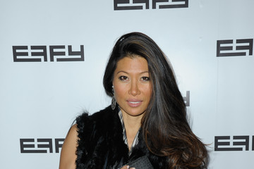 Monika Chiang Arrivals at Effy Jewelry's 35th Anniversary Party