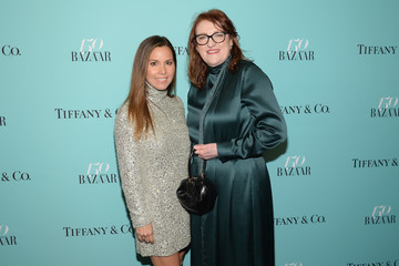 Monique Lhuillier Harper's BAZAAR 150th Anniversary Event Presented With Tiffany & Co at the Rainbow Room - Arrivals