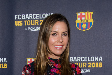 Monique Lhuillier FC Barcelona Welcome Party