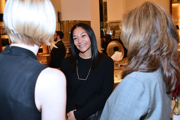 Monique Pean Barneys New York Hosts a Cocktail Party in Support of the U.S. Fund for UNICEF