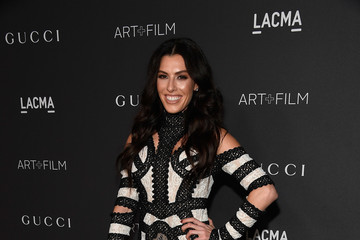 Monique Zordan 2016 LACMA Art + Film Gala Honoring Robert Irwin and Kathryn Bigelow Presented by Gucci - Red Carpet