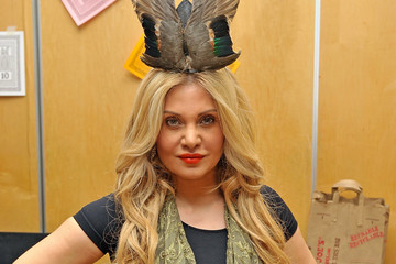 Orfeh Monopoly -Backstage - Fall 2012 Style360