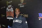 Chris Spencer attends the Monster Energy $50K Charity Challenge Celebrity Basketball Game at UCLA's Pauley Pavilion on July 08, 2019 in Westwood, California.