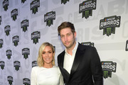 Jay Cutler and Kristin Cavallari attend the Monster Energy NASCAR Cup Series Awards at Music City Center on December 05, 2019 in Nashville, Tennessee.