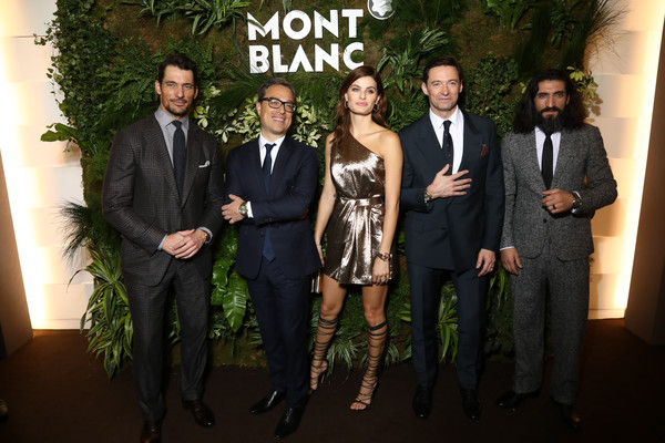 Montblanc Booth Experience At SIHH 2019