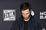 Actor Pablo Schreiber attends the 14th Annual The 24 Hour Plays on Broadway to benefit the Urban Arts Partnership After Party AT B.B. King Blues Club & Grill on November 17, 2014 in New York City.