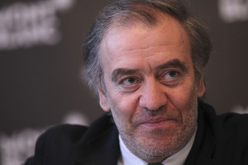 Valery Gergiev Montblanc White Nights Festival - Award Ceremony And Press Conference
