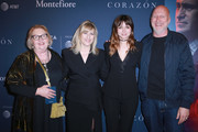 Joanne Roush, Loreen Babcock, Ana de Armas, and Director John Hillcoat attend CORAZON, Tribeca Film Festival Public Screening and Red Carpet Event presented by Montefiore on April 22, 2018 in New York City.