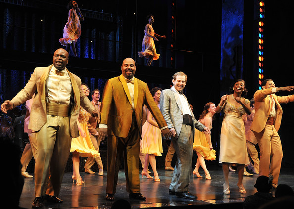 """A Special Performance of """"Memphis"""" on Broadway for Inspire Change"""