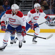 Andrei Markov and Alex Galchenyuk Photos