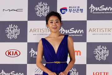 Moon Geun-Young Busan International Film Festival - Day 1