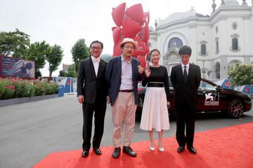Moon So-Ri Hong Sangsoo 'Hill of Freedom' Premieres in Venice