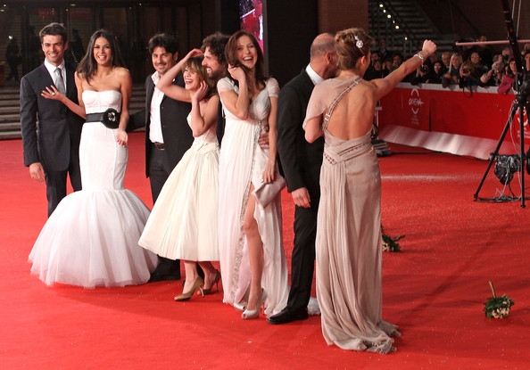 "The 4th International Rome Film Festival: ""Oggi Sposi"" Red Carpet"