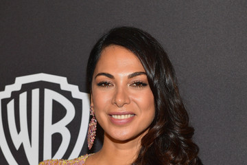 Moran Atias The 2019 InStyle And Warner Bros. 76th Annual Golden Globe Awards Post-Party - Red Carpet