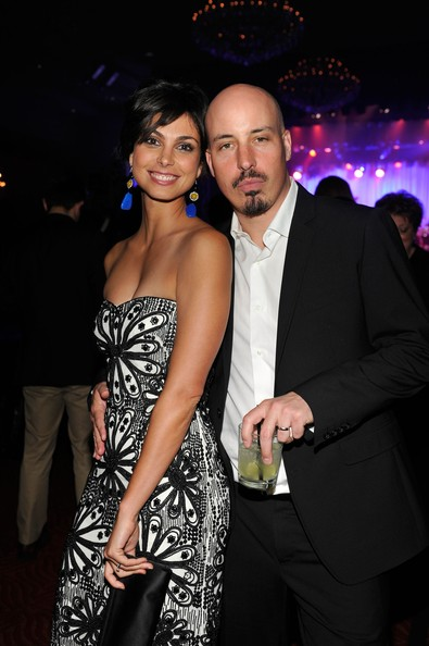 Morena Baccarin with Husband Austin Chick