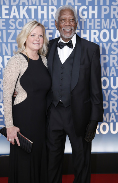 Morgan Freeman Photos Photos - 2017 Breakthrough Prize ...