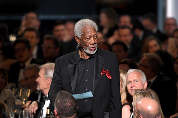 Morgan Freeman American Film Institute's 45th Life Achievement Award Gala Tribute to Diane Keaton - Fixed Show