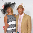 Morgan Miller Moet & Chandon Toasts The 139th Kentucky Derby - Day 2