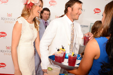 Morgan Miller GREY GOOSE Lounge at Kentucky Derby