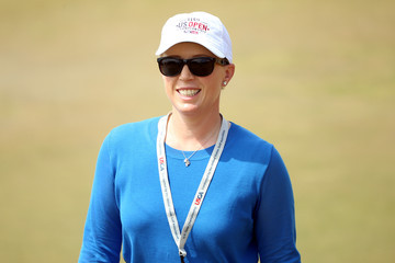Morgan Pressel U.S. Open - Preview Day 1