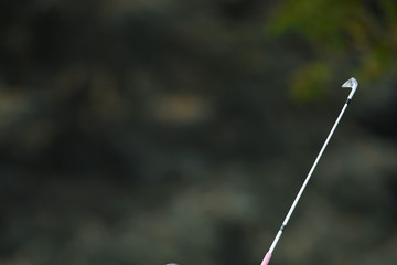 Morgan Pressel Evian Championship Golf - Day Two