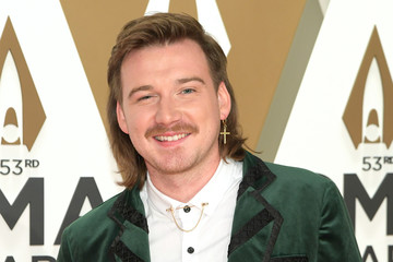Morgan Wallen The 53rd Annual CMA Awards - Arrivals
