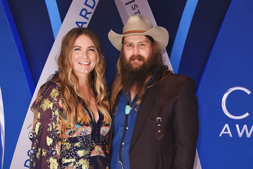 Morgane Stapleton The 51st Annual CMA Awards - Arrivals