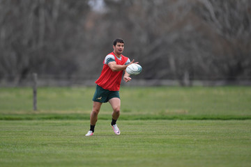Morne Steyn South Africa Training Session
