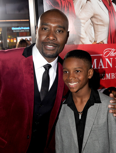 Morris Chestnut Daughter In this photo  morris chestnutMorris Chestnut Daughter 2013