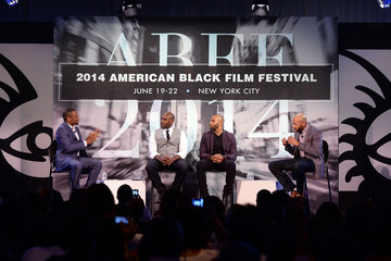 "Morris Chestnut ""The Leading Man"" Panel Discussion  - 2014 American Black Film Festival"