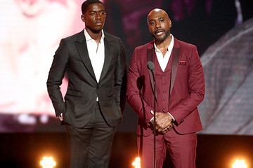 Morris Chestnut BET Awards 2019 - Show