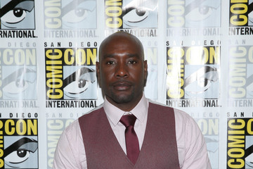 Morris Chestnut 'Legends' Press Line at Comic-Con