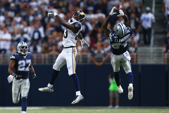 Dallas Cowboys v St Louis Rams
