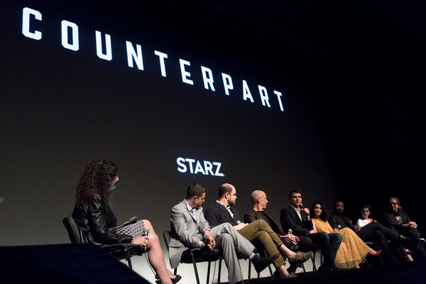 For Your Consideration Event For Starz's 'Counterpart' And 'Howards End' - Inside
