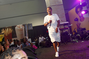 Moses Stone 2019 BET Experience - Black & Positively Golden Presented By McDonalds  - Day 1